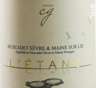 L'Étang - Château Guipière - 2018 - Blanc