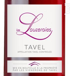 Les Lauzeraies - Les Vignerons de Tavel & Lirac - 2018 - Rosé