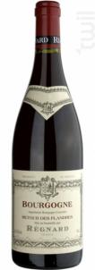 Bourgogne Retour Des Flandres - Maison Régnard - 2018 - Rouge