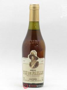 Jura Arbois Vin De Paille - Domaine Daniel Dugois - Non millésimé - Blanc