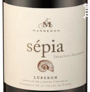 Sepia - Marrenon - 2018 - Rouge