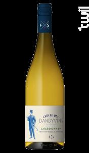 Cercle des Dandyvins Chardonnay - Famille Sadel - 2019 - Blanc