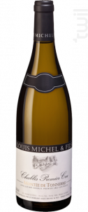 CHABLIS 1er cru Montée de Tonnerre - Louis Michel et Fils - 2016 - Blanc