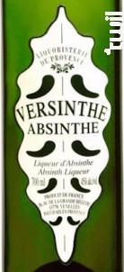 Versinthe Classique - Liquoristerie de Provence - Non millésimé - Blanc