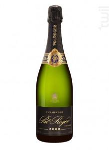 Brut Vintage - Champagne Pol Roger - 2009 - Effervescent