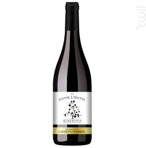 L'Olivel - Domaine Cazelles Verdier - Non millésimé - Rouge