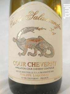 Cuvée Salamandre - Domaine de la Plante d'Or - 2009 - Blanc