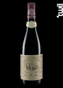 Cuvée tradition Vieilles Vignes - Château du Mourre du Tendre - 2017 - Rouge