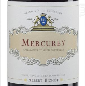 Mercurey - Domaine Adélie - Domaines Albert Bichot - 2017 - Rouge