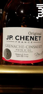 Grenache-Cinsault - Jp. Chenet - 2018 - Rosé