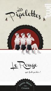 Les Pipelettes - Domaine Sainte Marie des Crozes - 2019 - Rouge
