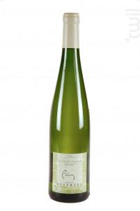 Les Vieilles Vignes de Sylvaner - Domaine André Ostertag - 2012 - Blanc