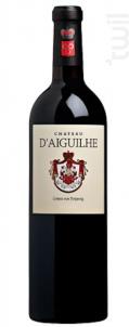 Aiguilhe - Château d'Aiguilhe - 2016 - Rouge