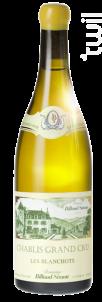 CHABLIS Grand Cru Les Blanchots - Domaine Billaud-Simon - 2015 - Blanc