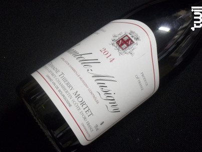 Domaine  Thierry Mortet Chambolle Musigny - Domaine Thierry Mortet - 2014 - Rouge