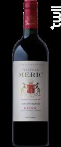 CHÂTEAU MÉRIC MÉDOC - CRU BOURGEOIS - Château Méric et Chante l'oiseau - 2014 - Rouge