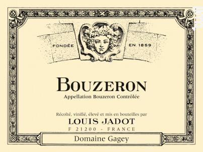 BOUZERON - Maison Louis Jadot - 2016 - Blanc