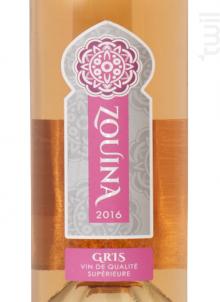 Zouina Gris - Zouina - 2019 - Rosé