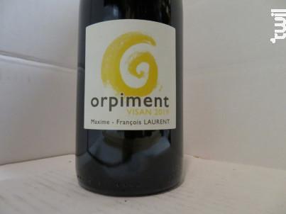 Orpiment - Domaine Gramenon - 2019 - Rouge