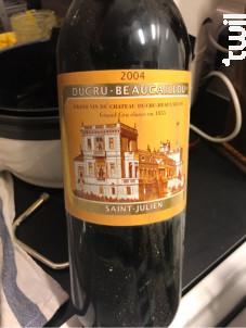 Château Ducru Beaucaillou - Château Ducru-Beaucaillou - 1999 - Rouge