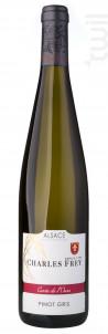 Pinot Gris Cuvée de l'Ours - Maison Charles Frey - 2017 - Blanc