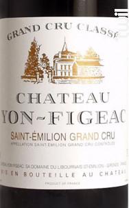 Château Yon-Figeac - Château Yon Figeac - 2016 - Rouge