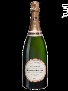 La Cuvée Brut Magnum - Champagne Laurent-Perrier - Non millésimé - Effervescent