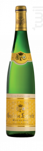 Riesling Cuvée Particuliere - Gustave Lorentz - 2015 - Blanc