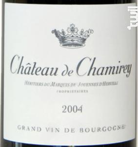 Mercurey - Château de Chamirey - 1995 - Rouge