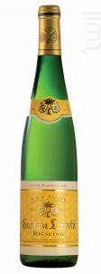 Riesling Cuvée Particuliere - Gustave Lorentz - 2018 - Blanc