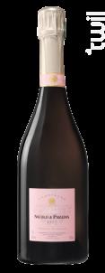 Champagne Rosé - Champagne Nicolo et Paradis - Non millésimé - Effervescent