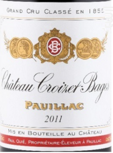 Château Croizet Bages - Château Croizet Bages - 2011 - Rouge