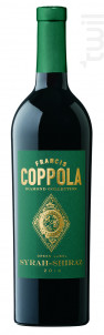 Diamond Collection - Syrah-Shiraz - FRANCIS FORD COPPOLA WINERY - 2016 - Rouge
