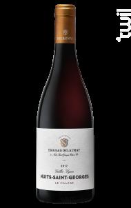 Nuits-Saint-Georges Vieilles Vignes - Edouard Delaunay - 2017 - Rouge