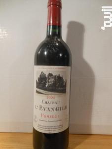 Château L'evangile - Château de L'Evangile - 2000 - Rouge