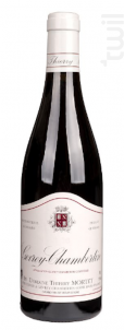 Gevrey-Chambertin - Domaine Thierry Mortet - 2016 - Rouge