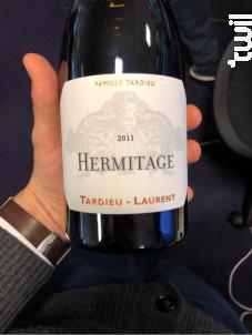 Hermitage - Maison Tardieu Laurent - 2012 - Rouge
