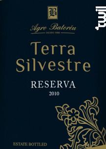 Terra Silvestre Reserva - Agro Batoréu - 2015 - Rouge