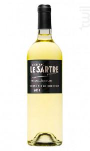 Château le Sartre - Château Le Sartre - 2014 - Blanc
