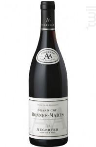 Bonnes-Mares Grand Cru - Jean Luc et Paul Aegerter - 2012 - Rouge