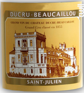 Château Ducru Beaucaillou - Château Ducru-Beaucaillou - 2009 - Rouge