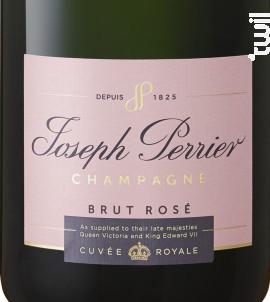 Cuvée Royale Rosé - Champagne Joseph Perrier - Non millésimé - Effervescent
