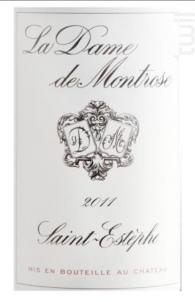 La Dame de Montrose - Château Montrose - 2011 - Rouge