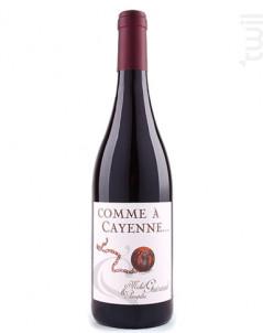 Comme A Cayenne - Domaine Boissezon Guiraud - 2018 - Rouge