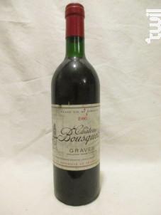 Château Bousquet - Vignobles ZAUSA - Château Bousquet - 1986 - Rouge