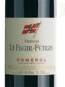 Château la Fleur-Pétrus - Château la Fleur-Pétrus - 2016 - Rouge