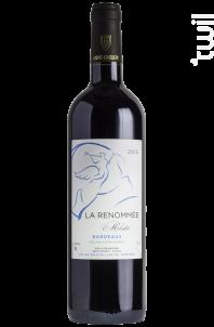 La Renommée - Château La Renommée - 2015 - Rouge