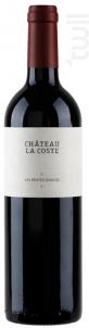 Les pentes douces - Chateau La Coste - 2016 - Rouge