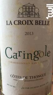 Caringole - Domaine la Croix Belle - 2018 - Blanc