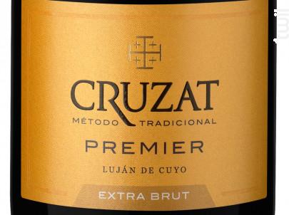 Premier Extra Brut - Cruzat - Non millésimé - Effervescent